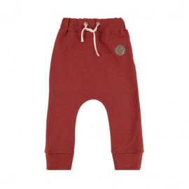 Dear Sophie: Basic Pants Red