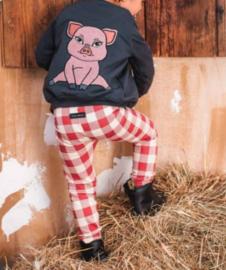 Dear Sophie: Piggy -  Bomber Jacket Dark