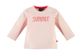 Babyface: Longsleeve Summer - Pink
