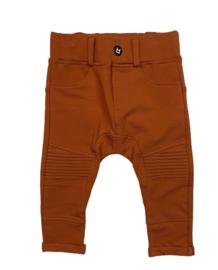 Mini Kid: Broek  Ribbels - Oranje