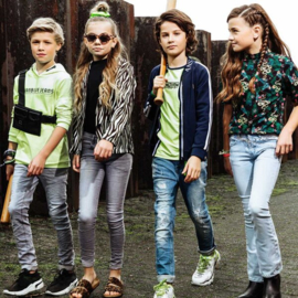 Indian Blue Jeans: Jungle Shirt - Girls