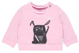 Noppies: Tee boxy ls Peoria- Pink mist