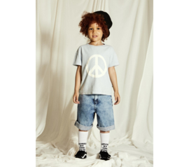 Little Man Happy: peace box shirt
