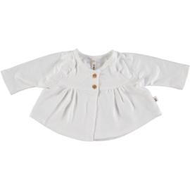 Petit Indi: Jacket - wit
