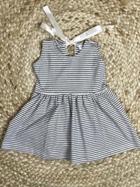 House of Jamie: Oversized Summer Dress - Little Stripes