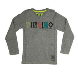 Vingino: Longsleeve Jutter - Grey mele