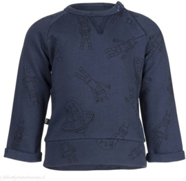 Noeser: Helly Sweater Alien Blue