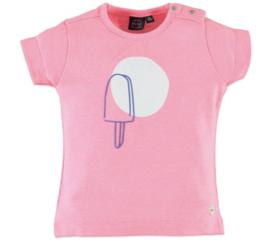 Babyface: T-shirt neon pink 9108640