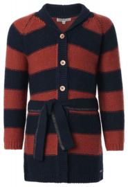 Noppies: Cardigan knit ls Burley str