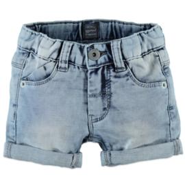 Babyface: Boys Jogg Jeans Short - Light Blue Denim