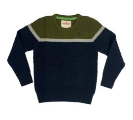 Vingino: sweater Manster - Deep Black