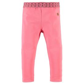 Babyface: Roze Legging - Coral Pink