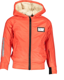 SuperRebel: Winterjacket 5202 Neon Red