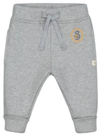 Smitten Organic: Jogging broekje - grijs