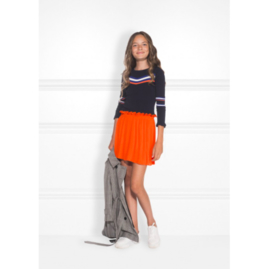 Nik & Nik: Cayla Skirt Bright Orange