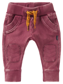 Noppies: b slim fit pants vredenburg - dusty red