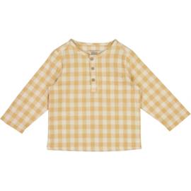 Wheat: Shirt Bjørk - Taffy Check