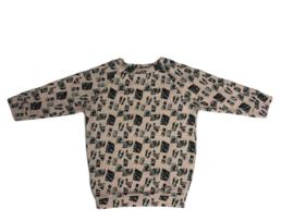 Little man happy: Sweater dress- Stones