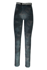 SuperRebel: Ski legging Camouflage 6582