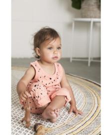 Little Indians: Jumpsuit Blooming Dahua - pink