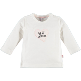 Babyface: Longsleeve Best Friends - Light Powder