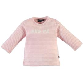 Babyface: 'Hug Me' Longsleeve - Rose Pink