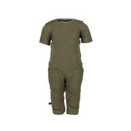 Noeser: Abel Jumpsuit dark green