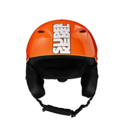 SuperRebel: Helmet Neon Orange