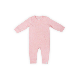 Jollein: Boxpakje/ Playsuit speckled pink