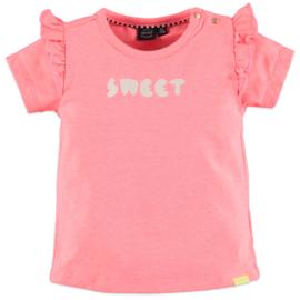 Babyface: T-shirt Sweet - Neon Pink