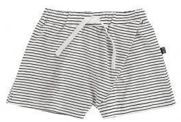 House of Jamie: Cross over shorts - Little stripes