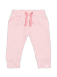 Jollein: Pants mini dots blush pink