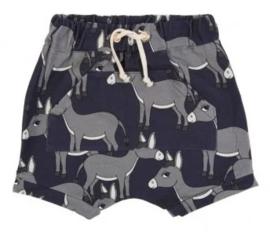 Dear Sophie: Donkey Navy Shorts