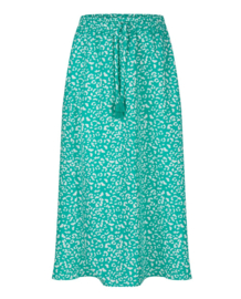 Indian Blue Jeans: Long Skirt - Panter print