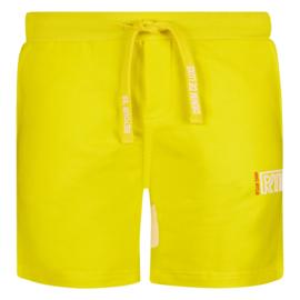 Retour Jeans: jogging shorts Maxim- geel