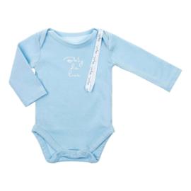 Baby de Luxe: Romper blauw