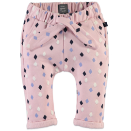 Babyface: Pants Bow- Pink Lilac