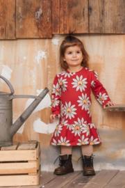 Dear Sophie: Red Daisy Dress