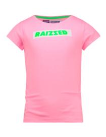 Raizzed: T-shirt Budapest- Mid Rose