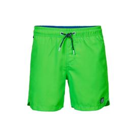 Petrol: Zwembroek - Neon groen