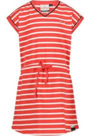 Retour Jeans: Jurkje Toulouse - Poppy Red