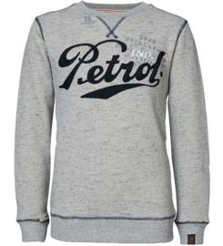 Petrol: B-1000-SWR339 Sweater Grey Melee
