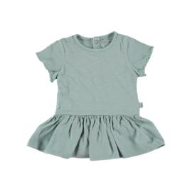 Petit Indi: Romper Dress - Mint