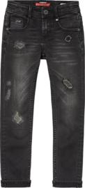 Vingino: Spijkerbroek Atoir - Black Vintage