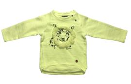 Babyface: Sweater Lion - Neon Yellow