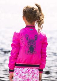 B.Nosy: Jacket Zebra - Roze