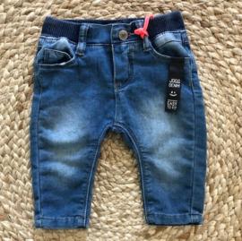 Babyface: Meisjes jogg jeans - Blue Denim