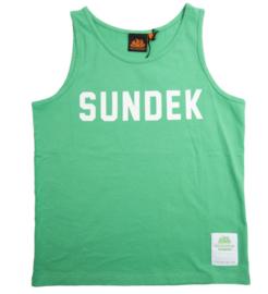 Sundek: Tanktop groen