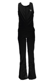 SuperRebel: Dungaree/ski overall 6682 Black