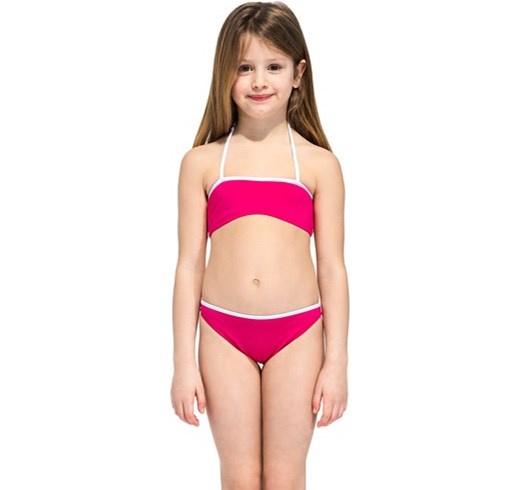 Sundek: mini mindi bikini /roze